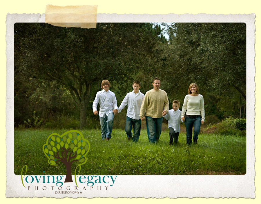 tampa bay family portraits loving legacy photography