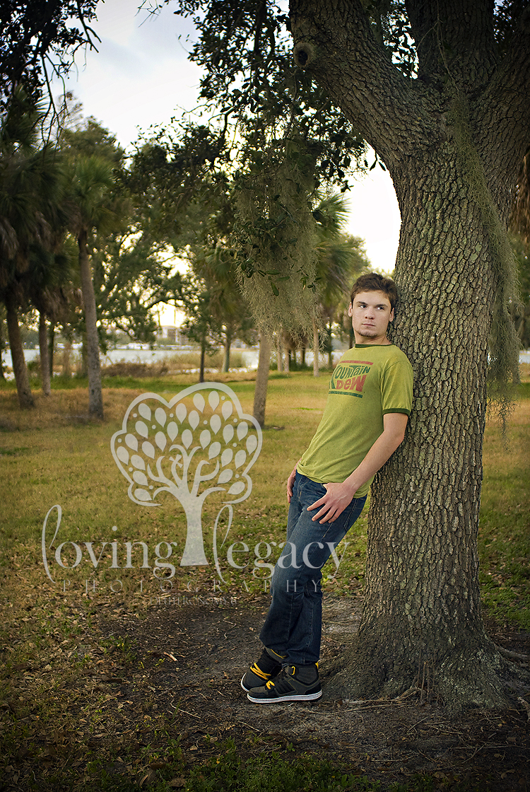 tampa bay senior portraits loving legacy photography