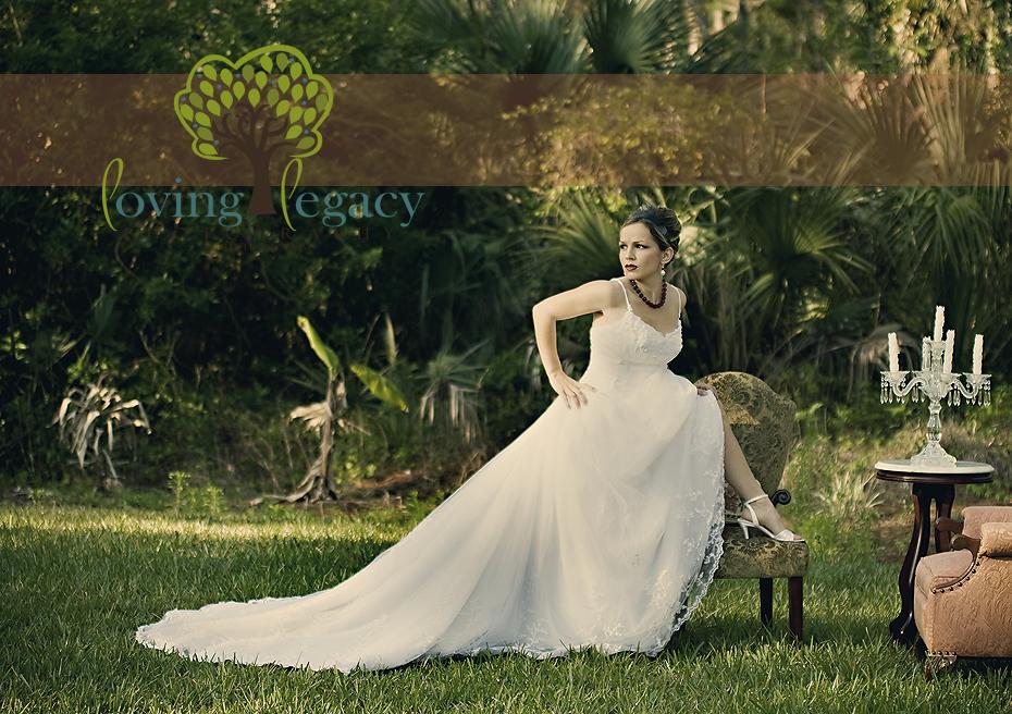Vintage Wedding Dresses Tampa: Legacy Seven Studios